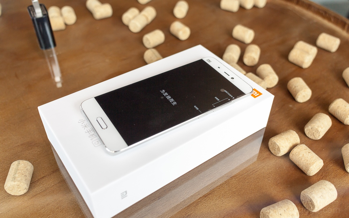 Xiaomi Mi5 — распаковка, бенчмарки - 2