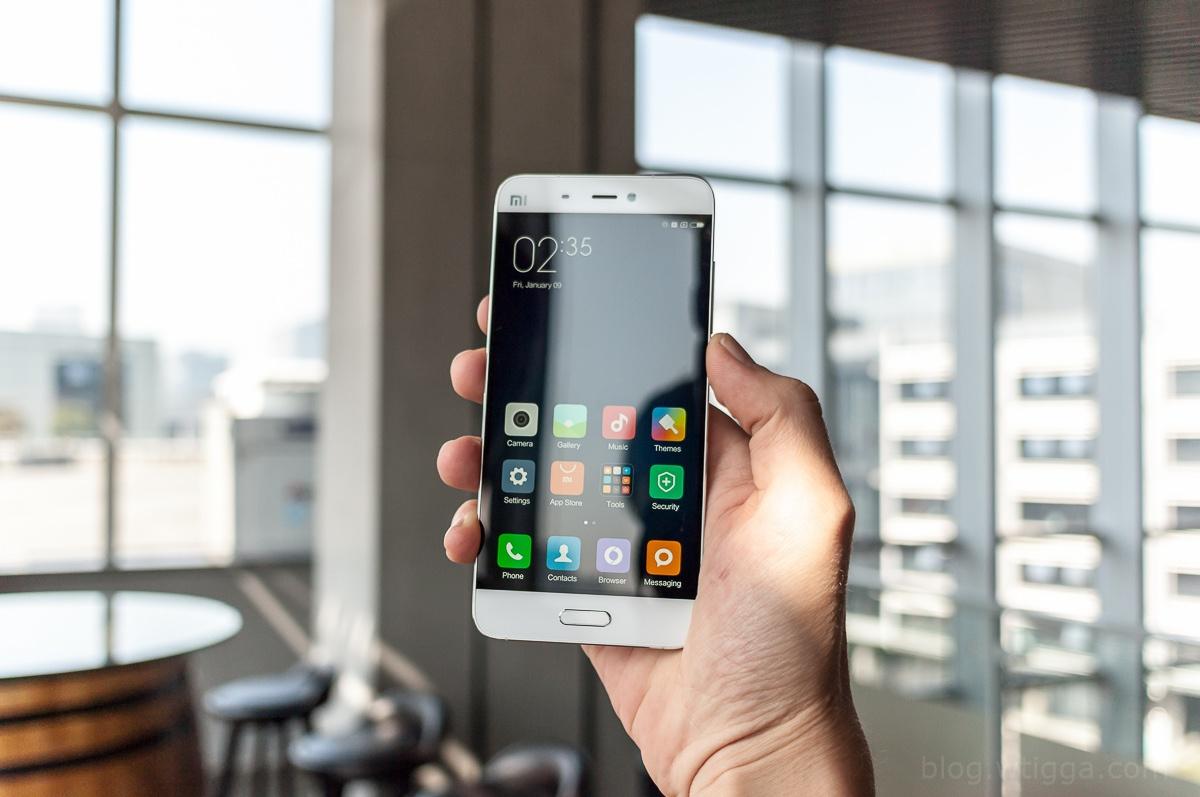 Xiaomi Mi5 — распаковка, бенчмарки - 8