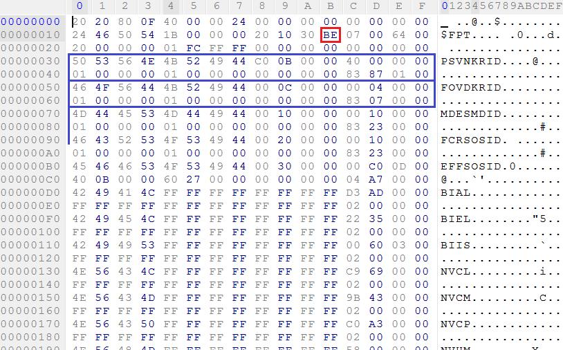 Безопасность прошивок на примере подсистемы Intel Management Engine - 10