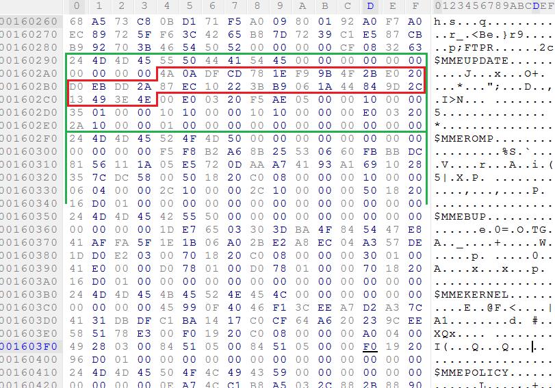 Безопасность прошивок на примере подсистемы Intel Management Engine - 12