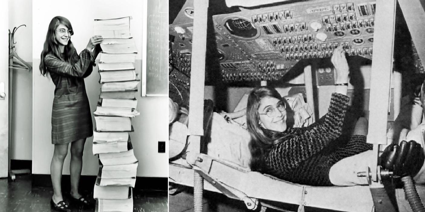 Маргарет Гамильтон: «Пацаны, я вас на Луну отправлю» - 1