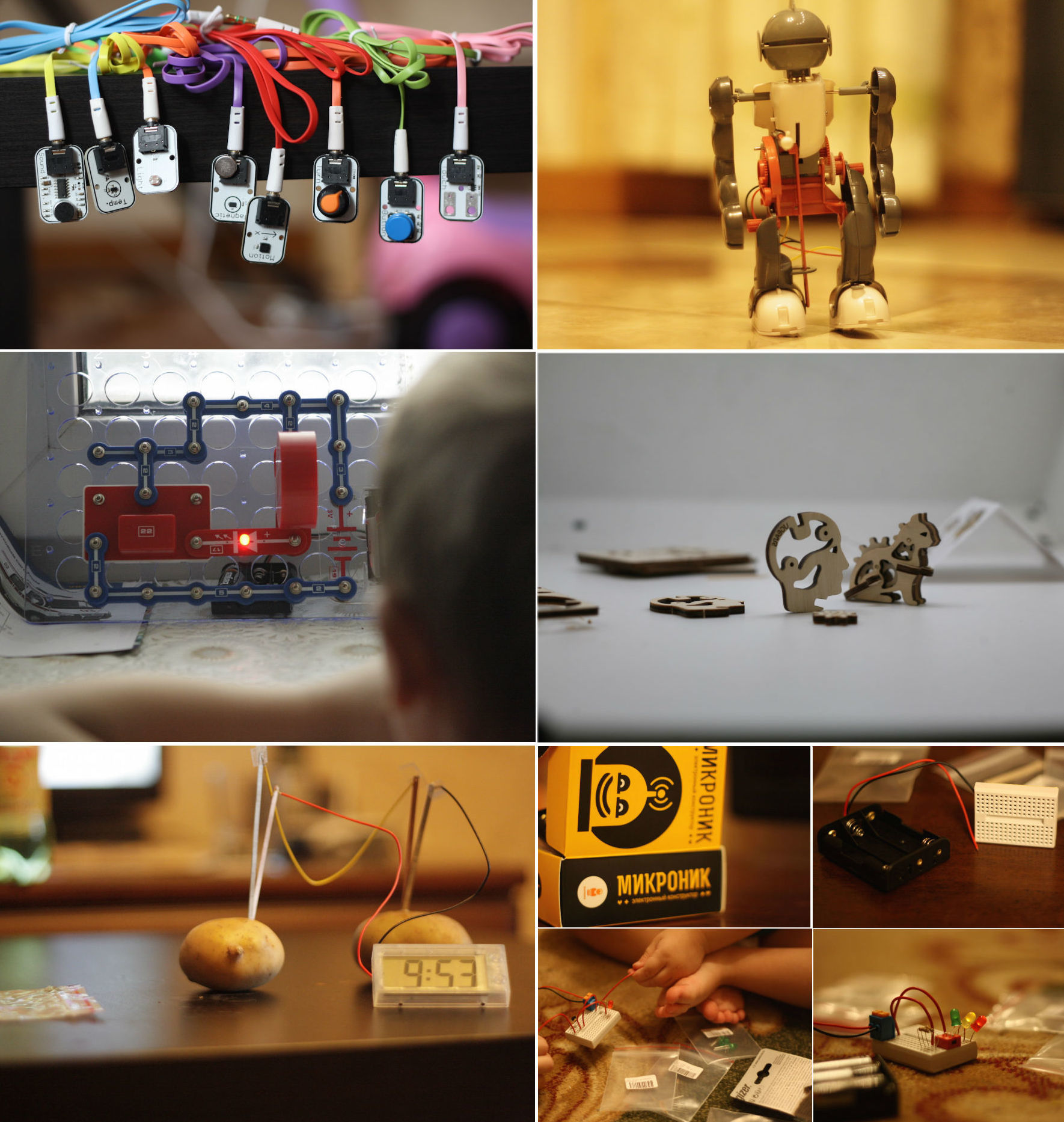 Образовательные электронные игрушки для детей - 1