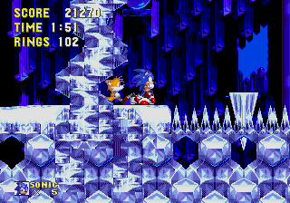 Обзор физики в играх Sonic. Части 3 и 4: прыжки и вращение - 2