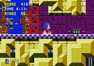 Обзор физики в играх Sonic. Части 3 и 4: прыжки и вращение - 1