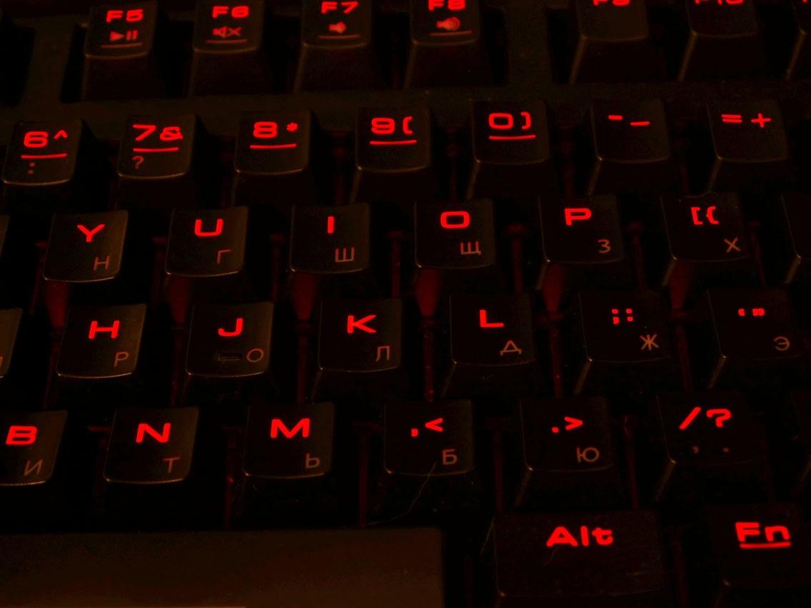 Обзор игровой механической клавиатуры Gamdias Hermes Ultimate с лайфхаками - 17