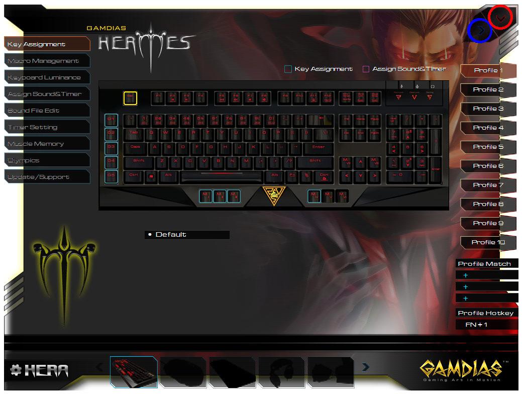 Обзор игровой механической клавиатуры Gamdias Hermes Ultimate с лайфхаками - 18