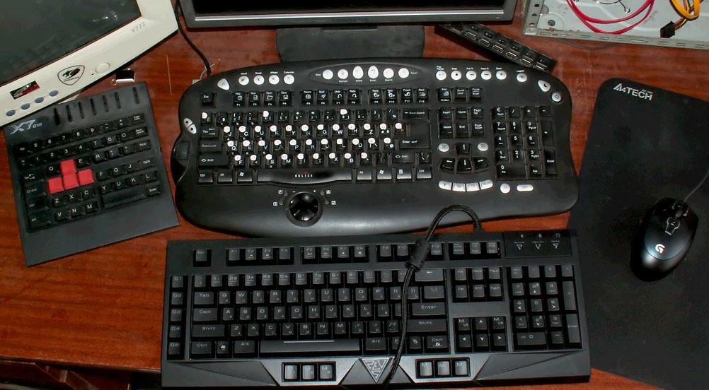 Обзор игровой механической клавиатуры Gamdias Hermes Ultimate с лайфхаками - 3