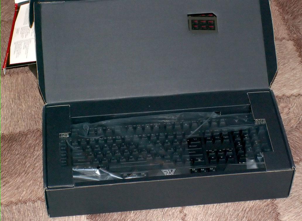 Обзор игровой механической клавиатуры Gamdias Hermes Ultimate с лайфхаками - 4