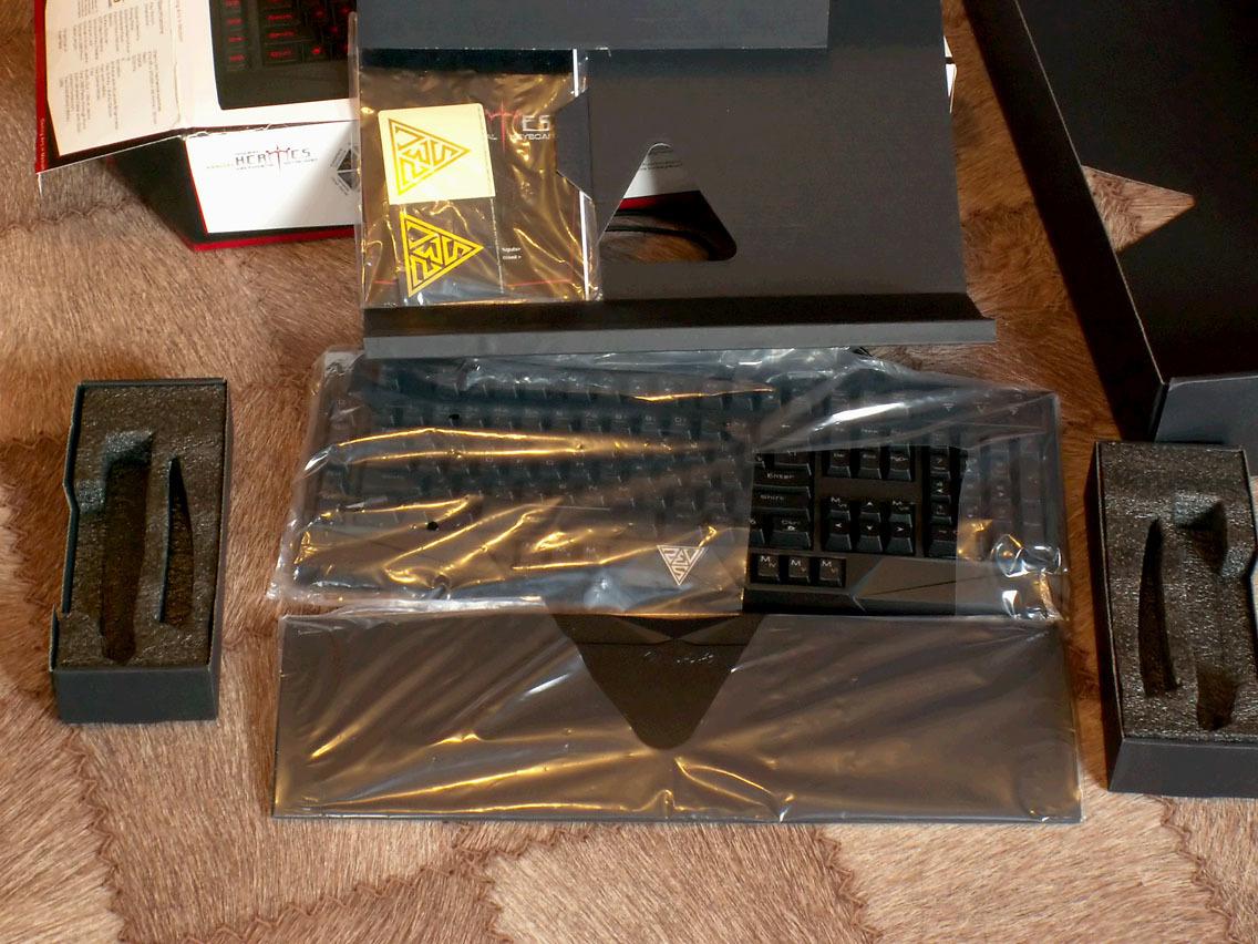 Обзор игровой механической клавиатуры Gamdias Hermes Ultimate с лайфхаками - 6