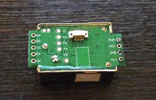 Обзор инфракрасного датчика CO2 MH-Z19 - 1