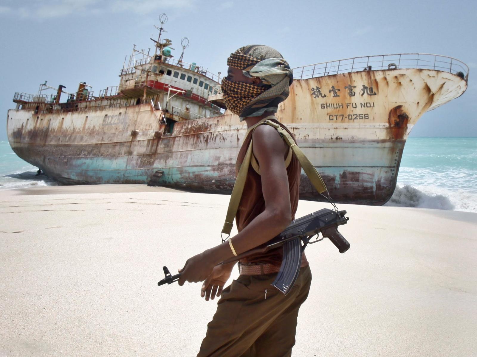 Пираты взломали компьютерную систему судоходной компании для того, чтобы получить список кораблей для грабежа - 2