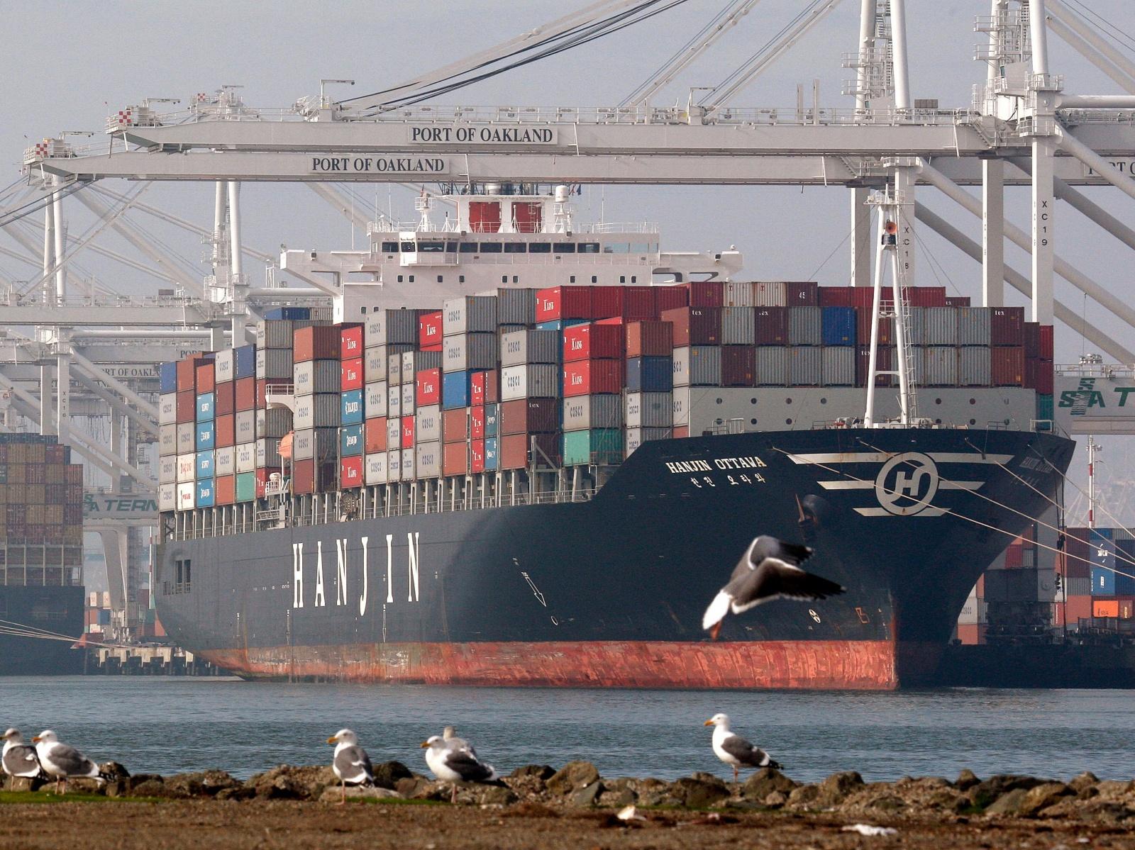 Пираты взломали компьютерную систему судоходной компании для того, чтобы получить список кораблей для грабежа - 1