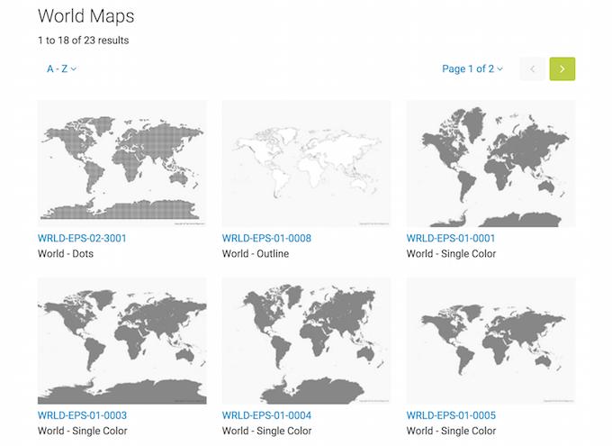 Векторная графика бесплатно — подборка сайтов - 16