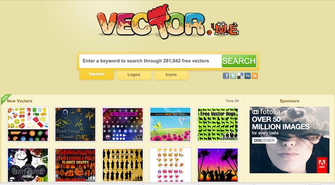 Векторная графика бесплатно — подборка сайтов - 20