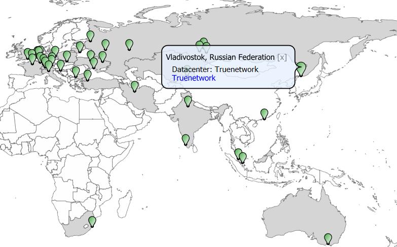 Мониторинг из России: новые возможности сервиса ХостТрекер - 1