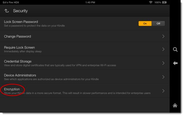 Amazon меняет курс и возвращает шифрование в Fire OS 5 - 2