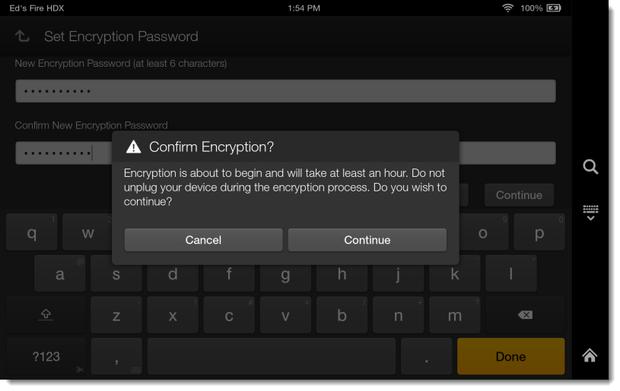Amazon меняет курс и возвращает шифрование в Fire OS 5 - 3