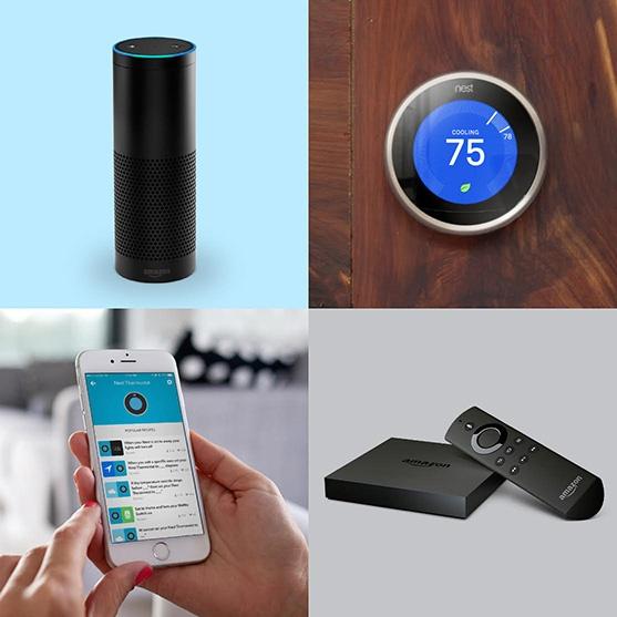 Amazon начала сотрудничать с Nest