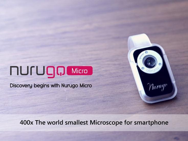 Чтобы получить Nurugo Micro, достаточно внести $39