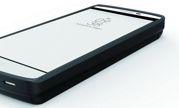Чехол ZeroLemon для смартфона LG V10 получил огромный аккумулятор