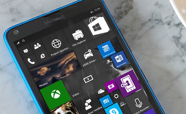 Windows 10 Mobile на неделе получат смартфоны Lumia 535, Lumia 635, Lumia 735, Lumia 830, Lumia 930 и Lumia 1520