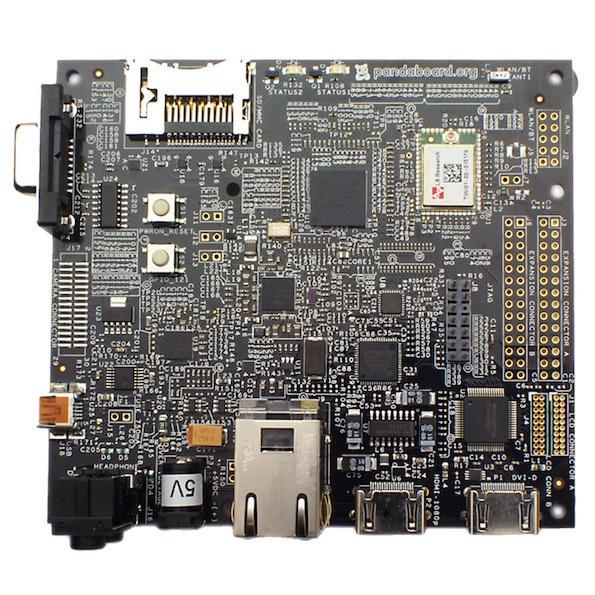 Альтернативы Raspberry Pi - 10
