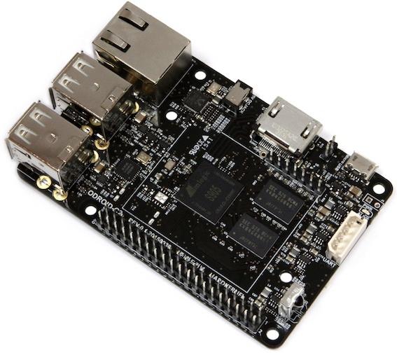 Альтернативы Raspberry Pi - 2