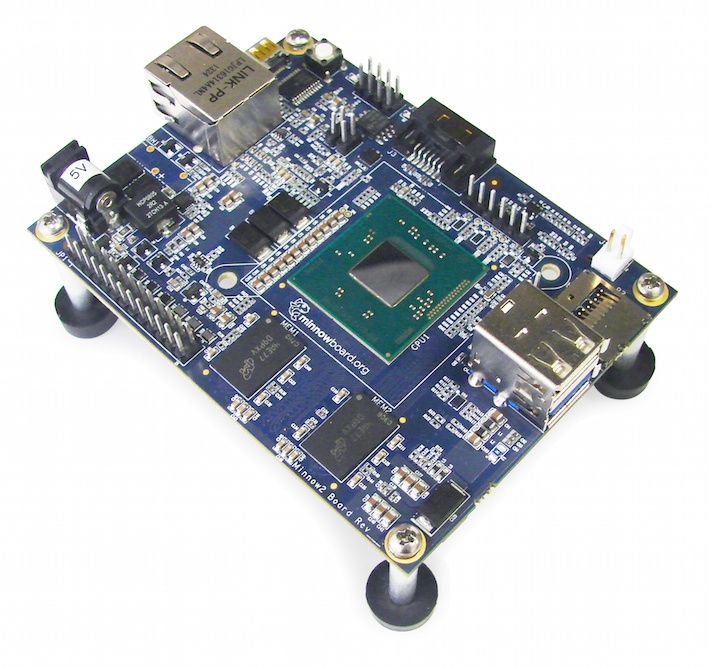 Альтернативы Raspberry Pi - 8