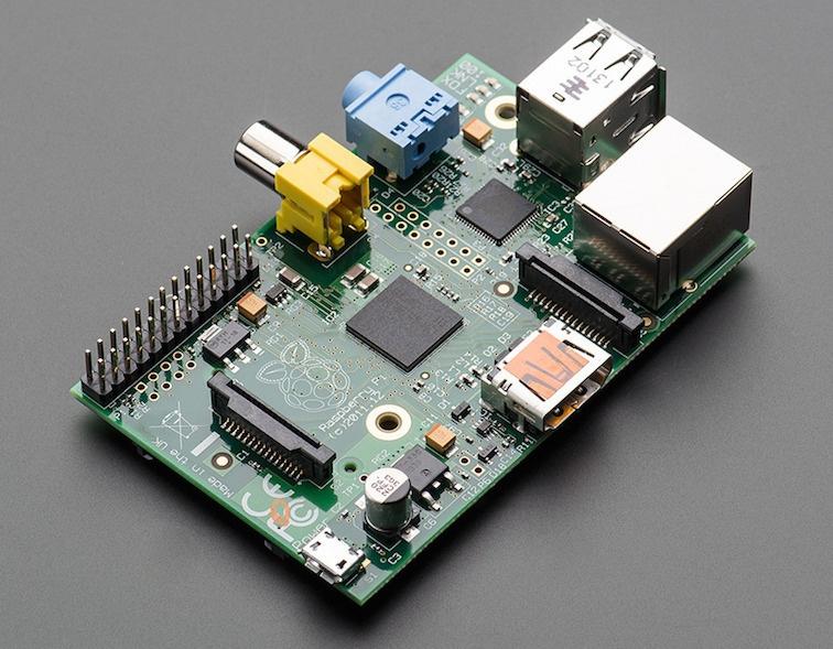 Альтернативы Raspberry Pi - 1