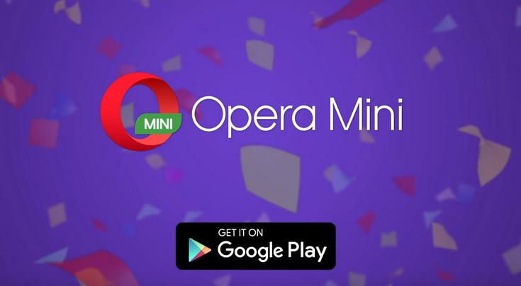 Бразуер Opera Mini for Android v15 научился сжимать видео для экономии трафика