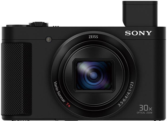 Продажи Sony DSC-HX80 стартуют в апреле по цене $350