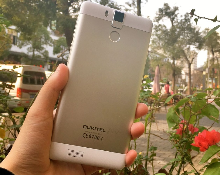 Поставки смартфона Oukitel K6000 Pro начнутся примерно через месяц