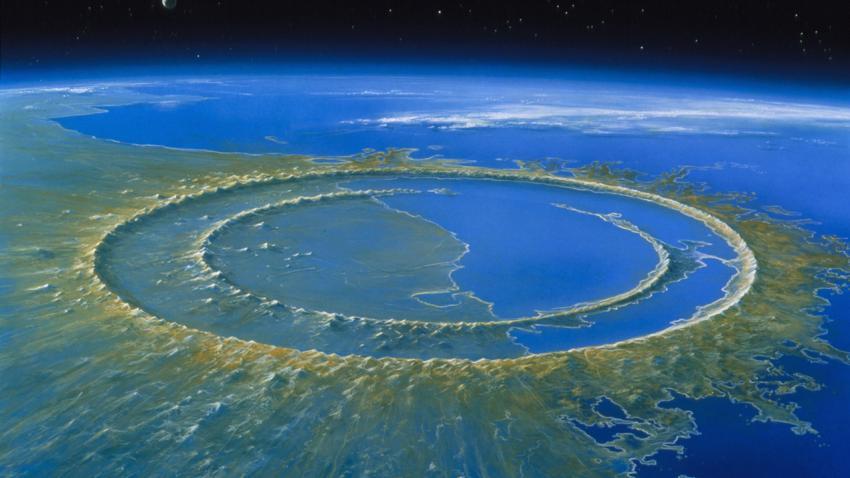 Ученые собираются изучить древний кратер — место падения астероида на Землю 66 млн лет назад - 1