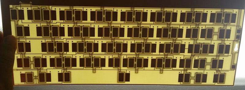 Восстановление классической клавиатуры IBM Model F - 10