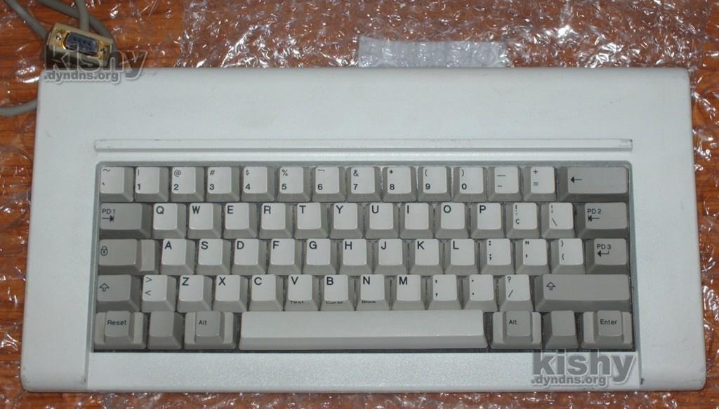 Восстановление классической клавиатуры IBM Model F - 5