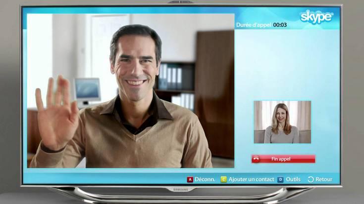 Производители умных телевизоров начнут удалять с устройств Skype
