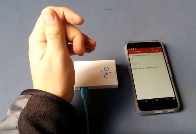 Project Soli: набираем текст при помощи «радара для пальцев» от Google - 1