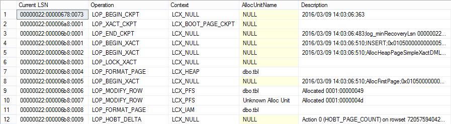 SQL Server 2016 RC0 - 10
