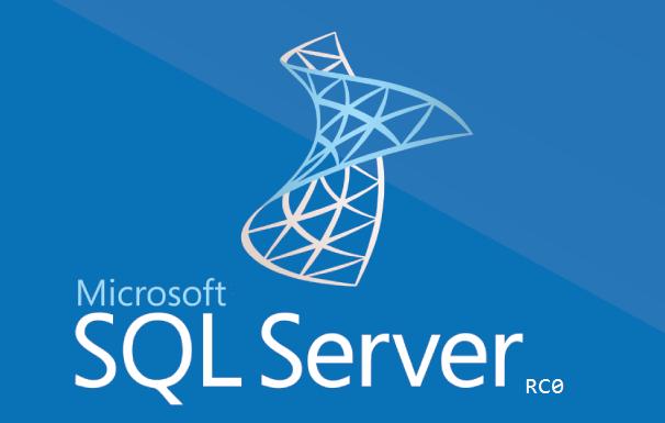 SQL Server 2016 RC0 - 1