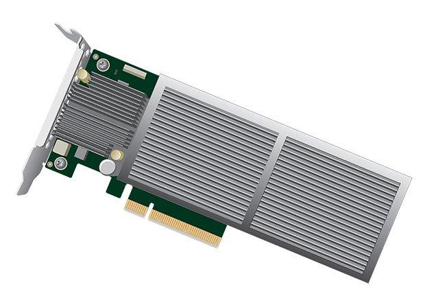 Seagate представила самый быстрый PCI Express SSD в мире с пропускной способностью в 10 ГБ-с - 1