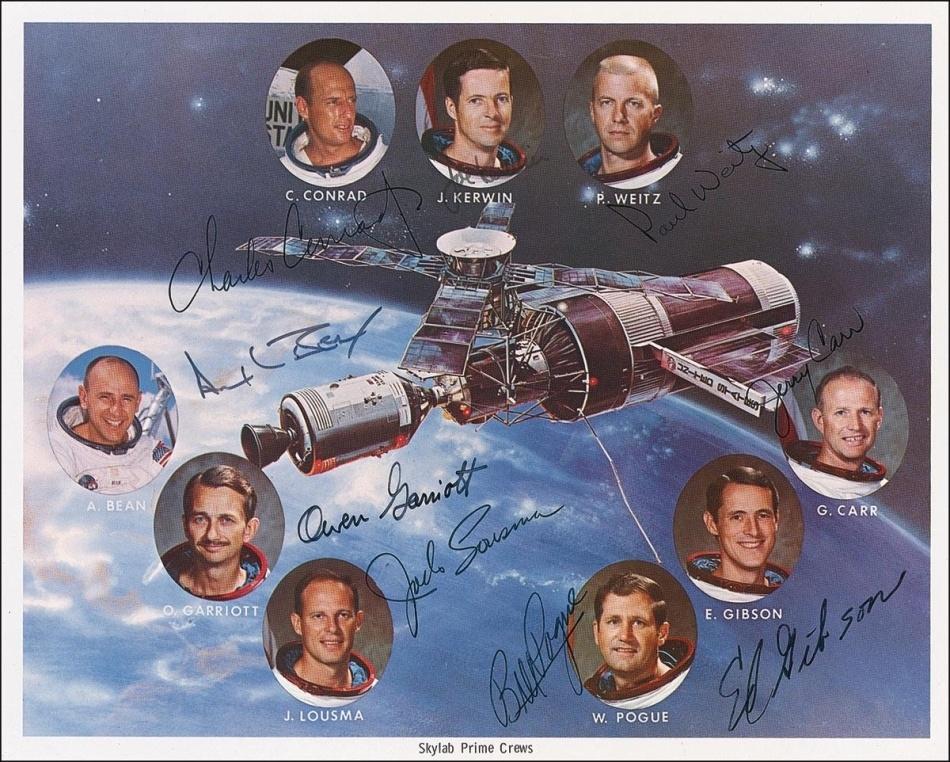 История борьбы за время в космосе - 5