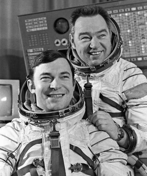 История борьбы за время в космосе - 6