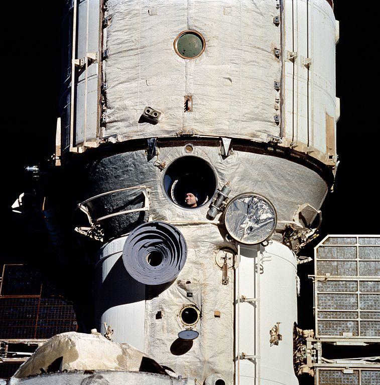 История борьбы за время в космосе - 8