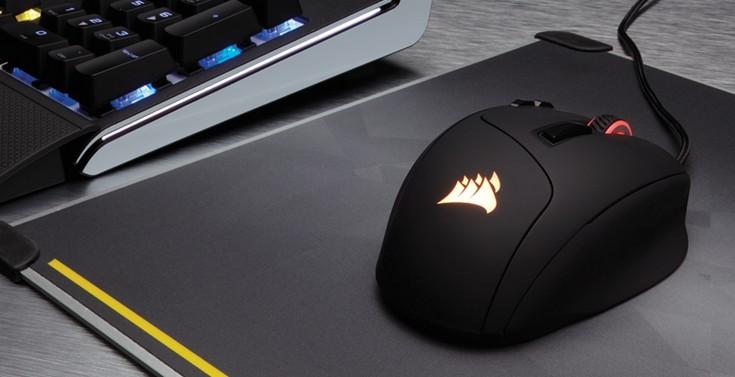 Новая игровая мышь Corsair Gaming Sabre RGB стоит $60