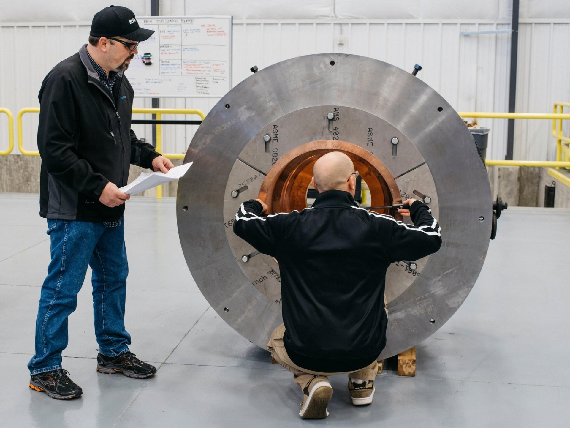 Первая экскурсия по штаб-квартире Blue Origin - 2