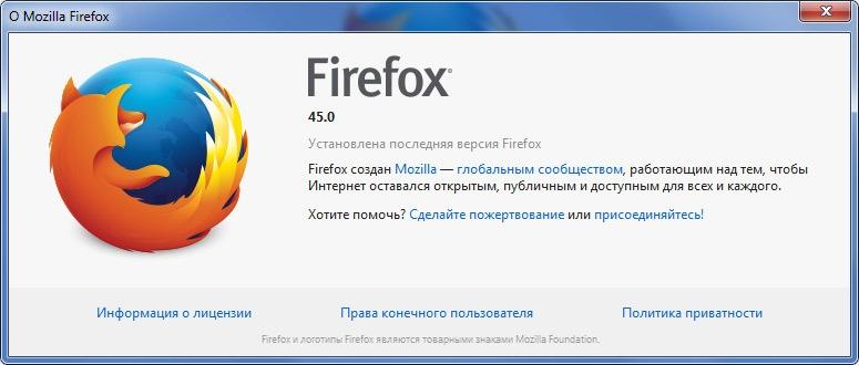 В новом Firefox 45 удалили группировку вкладок. Как исправить - 1