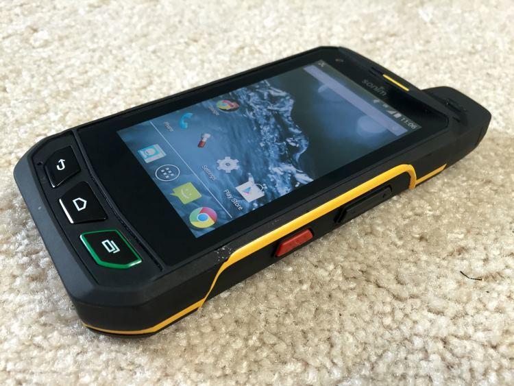 Защищенный телефон на все случаи жизни — небольшая подборка самых интересных примеров - 1