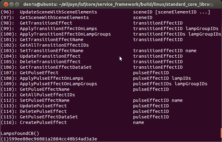 Alljoyn: взгляд embedded разработчика. Часть 2: Linux нам в помощь - 7