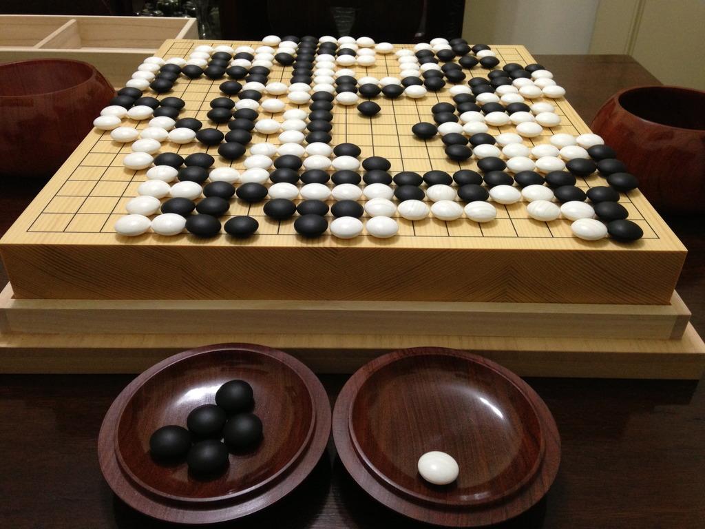 AlphaGo выиграл у Ли Седоля и вторую игру - 1