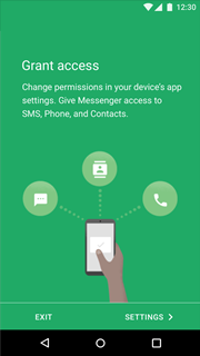 Android runtime permissions. Почему, зачем и как - 10
